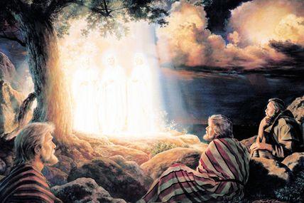 Réveille toi ô toi qui dors, relève toi d'entre les morts, et le Christ t'illuminera