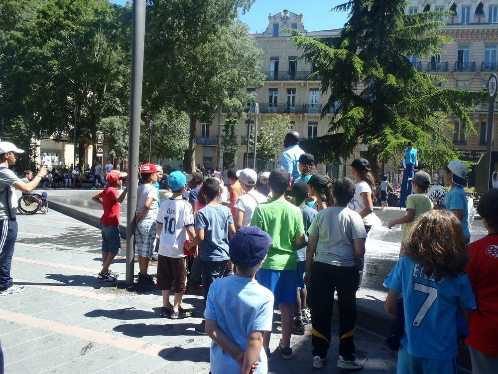 Sortie Toulouse visite TFC et marché du Capitole mercredi 12 juin 2013