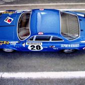 FASCICULE N°48 RENAULT ALPINE A110 RALLYE MONTE CARLO OVE ANDERSSON DAVID STONE. - car-collector.net