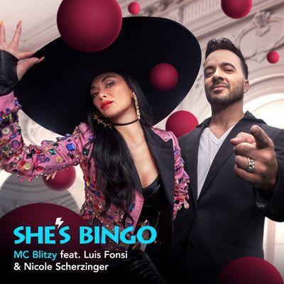 #MUSIQUE - MC Blitzy feat Luis Fonsi and Nicole Scherzinger : le clip de She's Bingo !