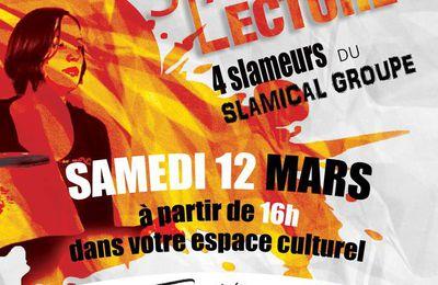 Slam et Gallimard