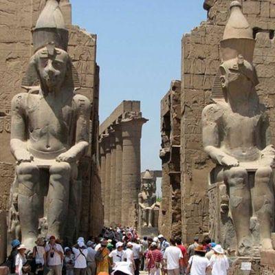 TOUR EN CAIRO Y LUXOR 2 DIAS 1 NOCHE DESDE SAFAGA