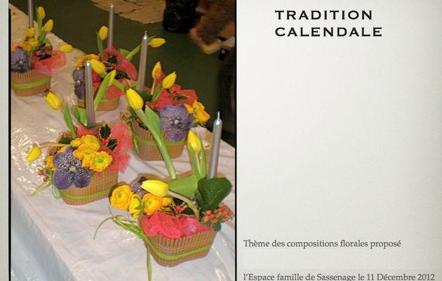 Tradition Calendale à Sassenage