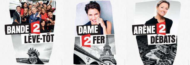 """""""Plus 2 passion"""", la nouvelle campagne publicitaire très réussie de France 2"""