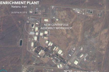 Israël bombarde un site nucléaire iranien