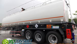 1/ Range  Fuel Oil Semi Trailers Tankers  - China