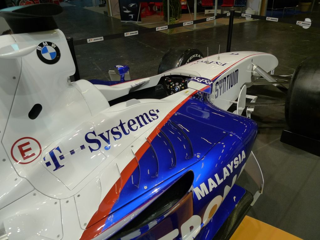 Visite au salon Equip Auto 2009
