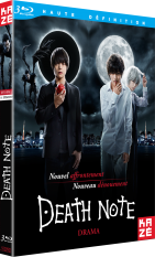 Death Note - série TV live japonaise