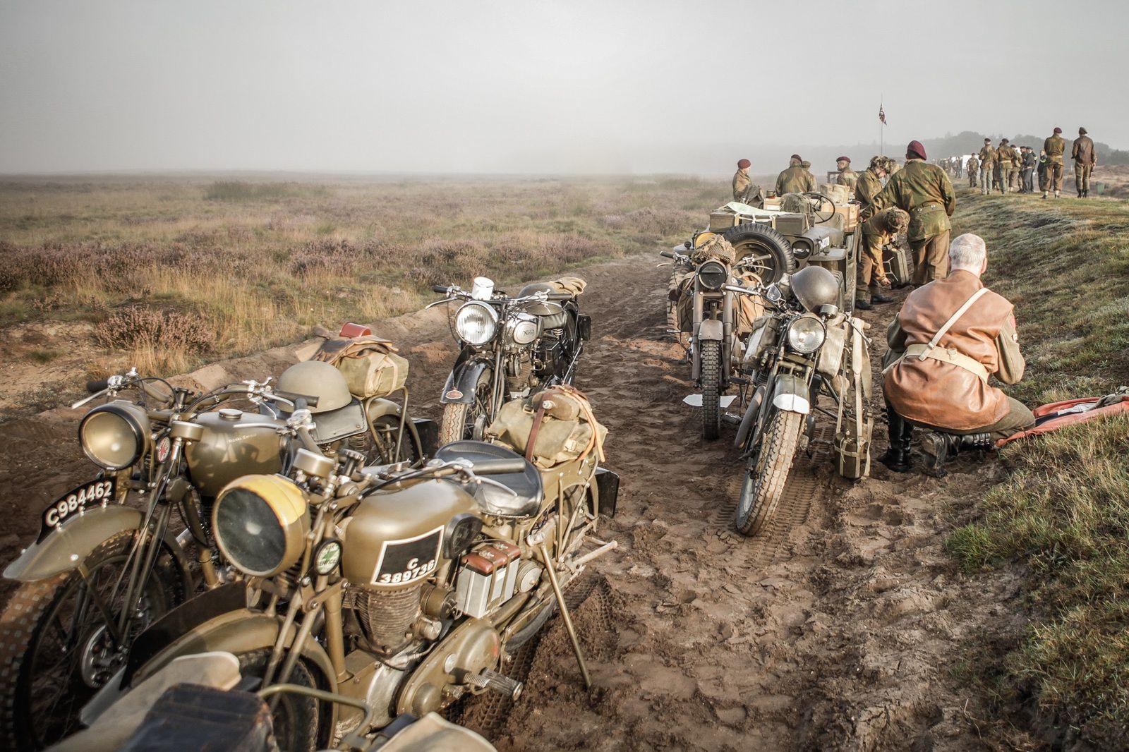 """Olanda: I Paracadutisti della Folgore in azione nell'esercitazione multinazionale"""" Falcon Leap 21"""""""