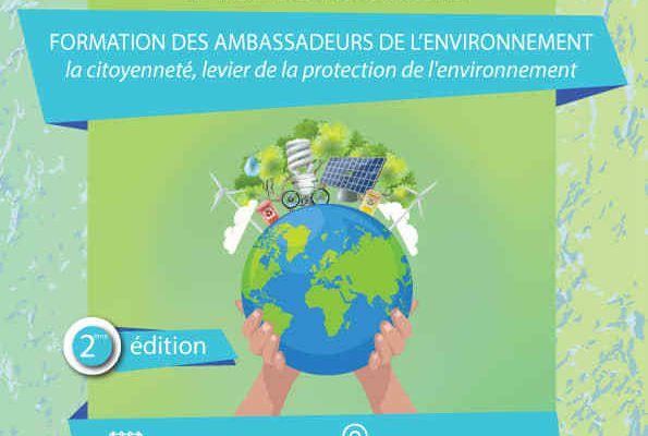 """Formation ambassadeur de l'environnement 2ème édition: """" La Citoyenneté, levier de la protection de l'environnement"""" (Darguina du 21 au 24 aout 2019)"""