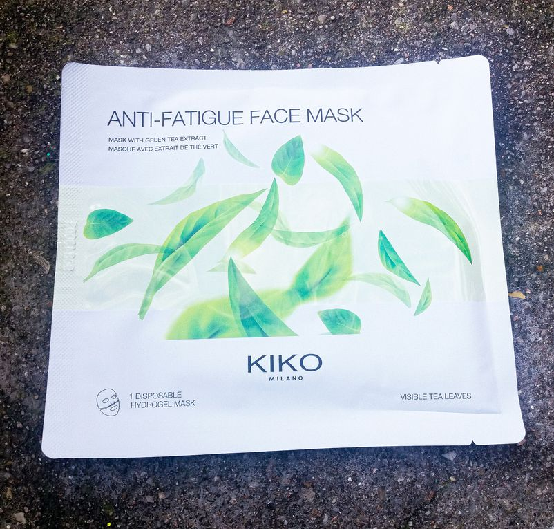 Kiko, Magical Holiday, Face Mask