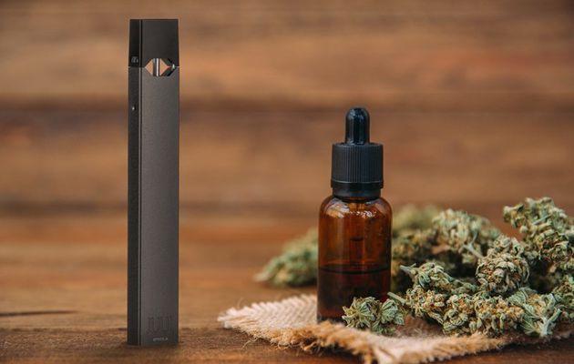 Juul fait du lobby sur le cannabis au Canada