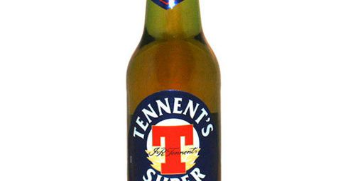 Tennent's super - Superbirra