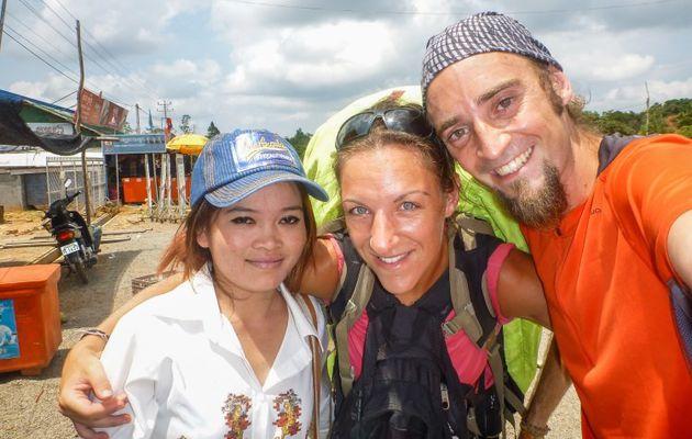 Cambodge : 530 km en stop jusqu'à Siem Reap