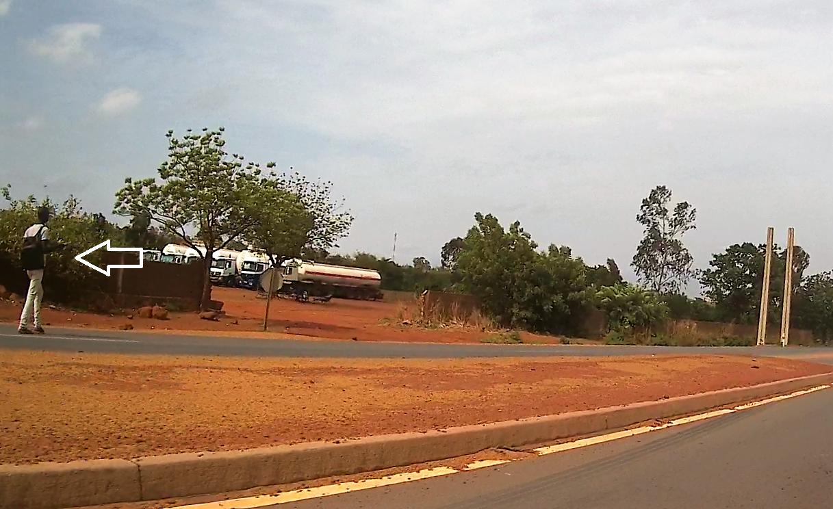 Différentes farces et attrapes de la conduite en Afrique