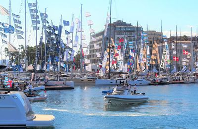 Does the return of the 5,000 visitor capacity condemn the Yachting Festival 2021?