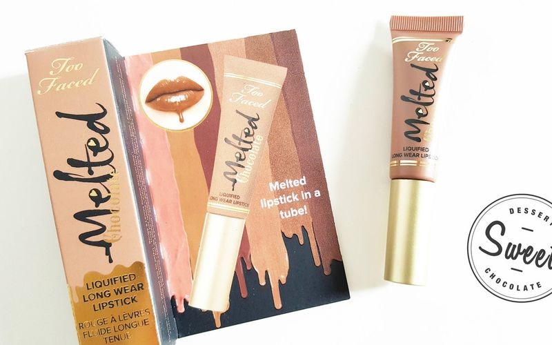 Gourmandise : Melted Chocolate Honey de Too Faced