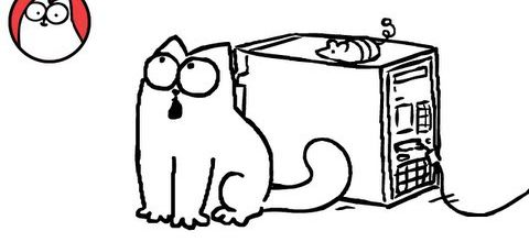 Simon's cat : cat and mouse