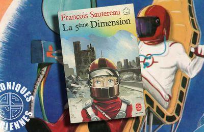 📚 FRANÇOIS SAUTEREAU - LA 5ÈME DIMENSION (1979)