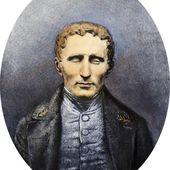 6 janvier 1852 : mort de Louis Braille, inventeur de l'alphabet pour aveugles