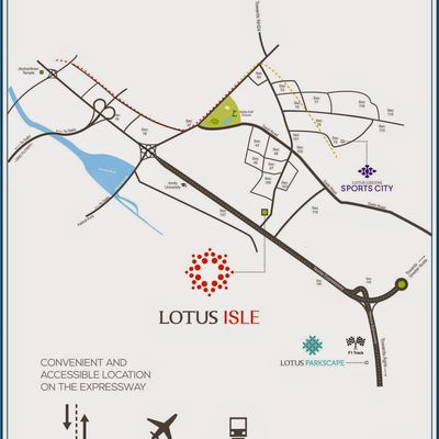 Real Estate Investment: Lotus Isle - Welcoming you into the World of Serenity