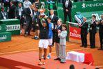 NADAL CHAMPION AVEC DIX VICTOIRE AU MONTE CARLO MASTERS TENNIS