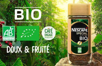 Test du nouveau Nescafé soluble, spécial filtre bio - avec Sampleo