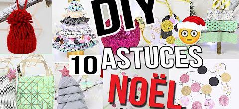 DIY : Do It Yourself : les présents de Noël
