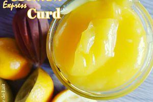 Lemon Curd Express au micro-ondes