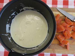 Tagliatelles à la truite fumée et crème citronnée