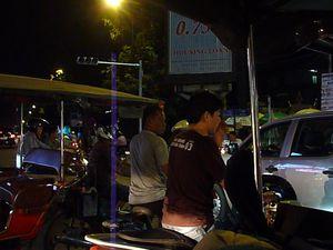Back to Phnom Penh