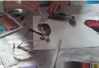 Rougon  : L'art Thérapie avec Nathalie Bacquart