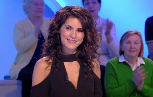 📸4 MARION JOLLES-GROSJEAN @marionjolles ce midi @tf1 pour L'AFFICHE DE LA SEMAINE #ADLS #vuesalatele