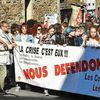 700 manifestants à Lannion contre la politique des amis de Bothorel et Lejeune