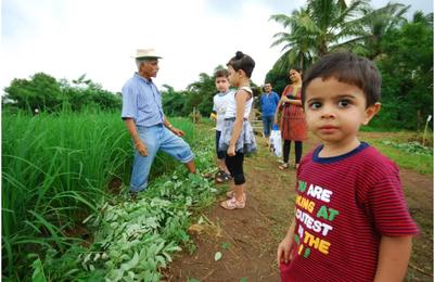 Cultiver la dignité des agriculteurs