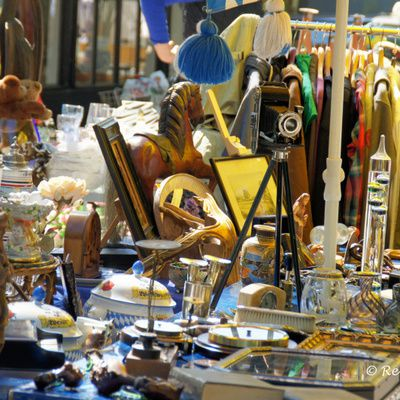 Bons plans brocante à Toulouse