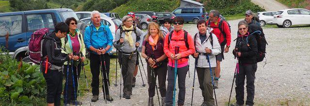 2 jours avec La -Haut Rando dans le Beaufortain,Pierra menta, refuge Presset,col du Grand Fond.