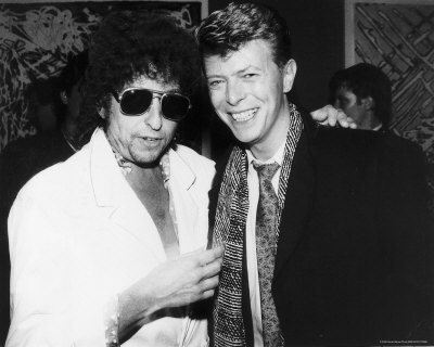 David Bowie - Song for Bob Dylan