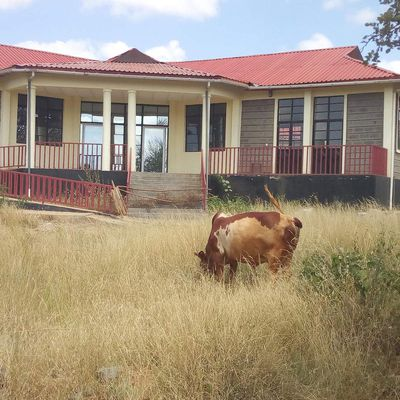 Why Voi CDF  multimillion library project has become a white elephant