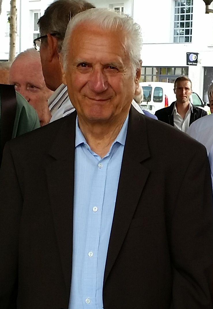 Bernard SUTTER - Association Sportive des Cheminots de Strasbourg
