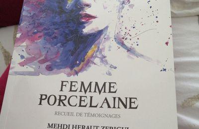 FEMME PORCELAINE de Mehdi HERAUT-ZERIGUI