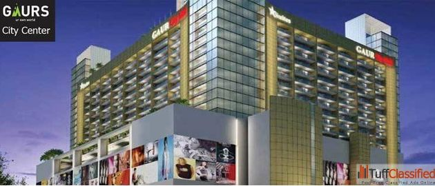 Gaur City Center -Amazing Commercial Project for Business Freaks