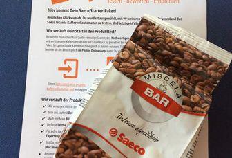 kjero.com - Ich teste einen Kaffeevollautomaten Saeco