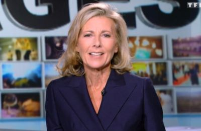 2014 01 11 - CLAIRE CHAZAL - TF1 - REPORTAGES