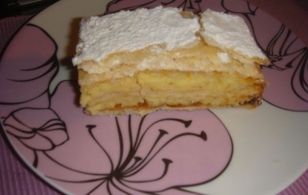 Mille-feuilles.