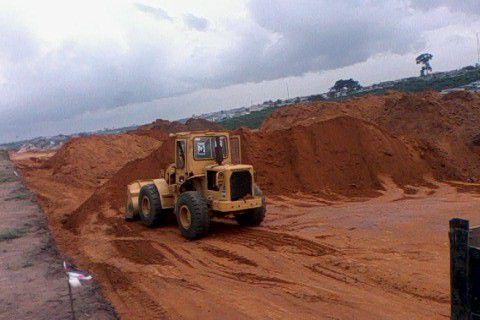 Bâtiment et travaux publics -  Construction - Lotissement -Terrassement contactez nous !