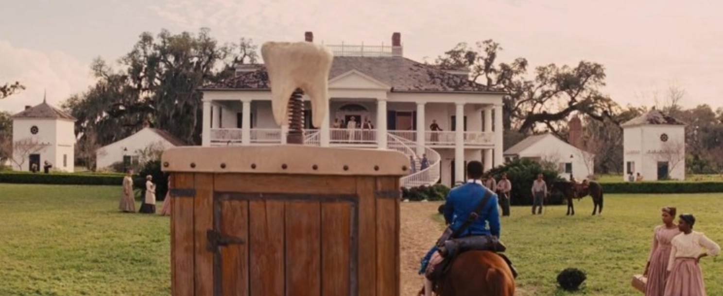 Django Unchained Evergreen Plantation