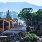 La Chine : révolution architecturale dans les campagnes - Histoire et société
