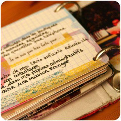 Journal Jar semaine 5