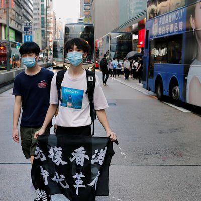 Chine.Loi antisédition : Pékin prêt à passer en force à Hong Kong.